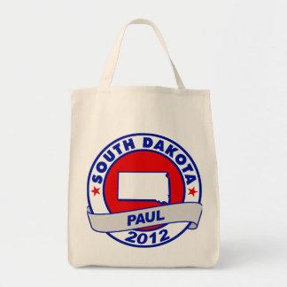 South Dakota Ron Paul Bags