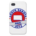 South Dakota Ron Paul Cases For iPhone 4
