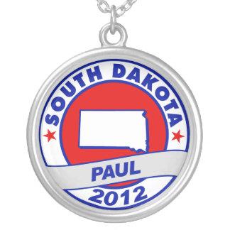 South Dakota Ron Paul Custom Necklace