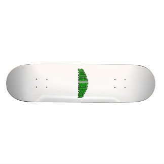 South Dakota Custom Skateboard