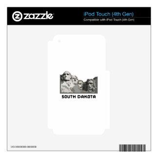 South Dakota iPod Touch 4G Decal
