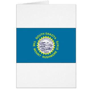 South Dakota State Flag Cards