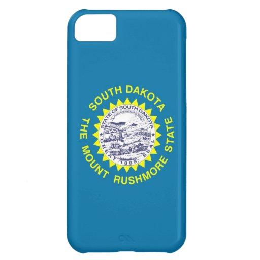 South Dakota State Flag iPhone 5C Cover