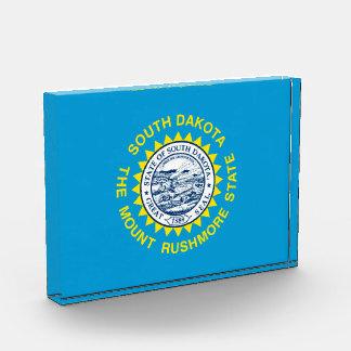 South Dakota State Flag Design Acrylic Award