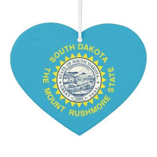 South Dakota State Flag Design Car Air Freshener