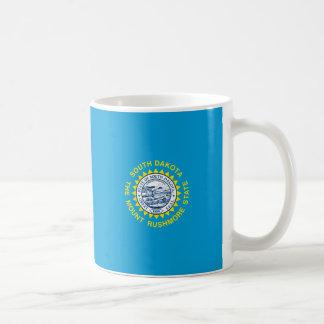 South Dakota State Flag Design Decor Coffee Mug