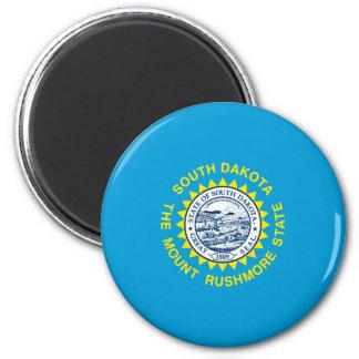 South Dakota State Flag Design Magnet