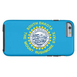 South Dakota State Flag Design Tough iPhone 6 Case
