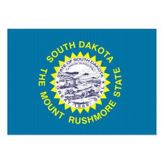 South Dakota State Flag Large Business Card