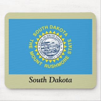 South Dakota State Flag Mouse Pad