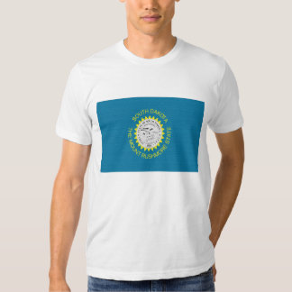South Dakota State Flag Shirt