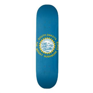 South Dakota State Flag Skateboard