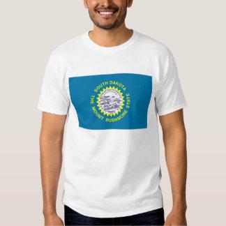 South Dakota State Flag Tee Shirt