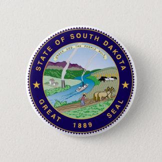 south dakota state flag united america republic sy button