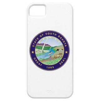 south dakota state flag united america republic sy iPhone SE/5/5s case