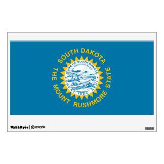 South Dakota State Flag Wall Decal