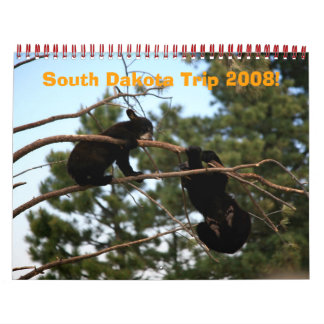 South Dakota Vacation Calendar