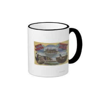 South Dakota - Variety of Scenic Wonder Mug