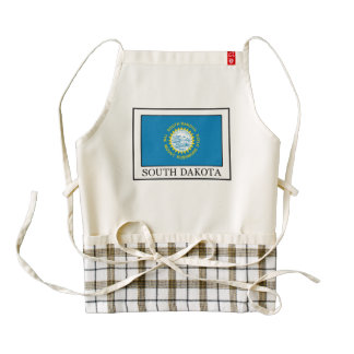 South Dakota Zazzle HEART Apron