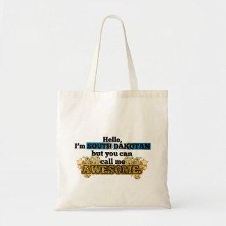 South Dakotan, but call me Awesome Tote Bag