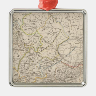 South Danube countries Christmas Ornaments