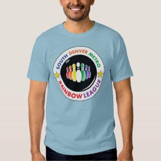 South Denver Metro Rainbow League Shirt