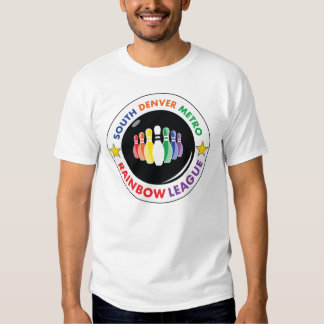 South Denver Metro Rainbow League T Shirt
