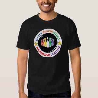 South Denver Metro Rainbow League Tee Shirt