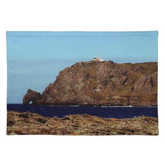 South Devon Coast Prawle Point Cloth Placemat