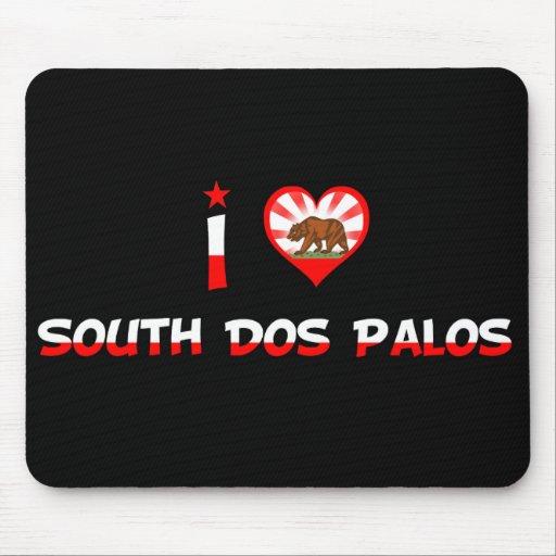 South Dos Palos, CA Mouse Pad