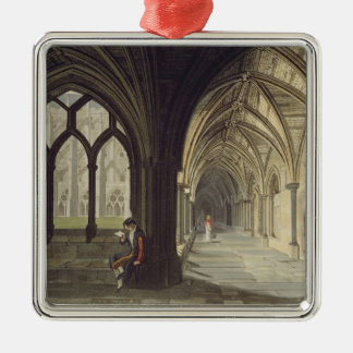 South East Angle of the Cloisters, plate T from 'W Metal Ornament