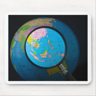 South east Asia in focus Mouse Pad