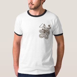 SOUTH EAST ASIAN BUDDHA - HINDU -  DRAGON T-Shirt