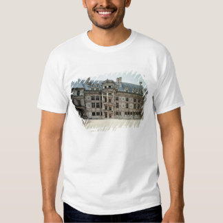 South east facade of the Francois I Wing T-shirt