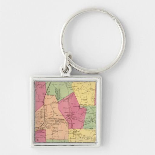South East, Town Keychains