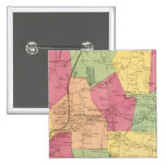 South East, Town Pinback Button
