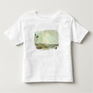 South East View of Fort St. George, Madras, plate Toddler T-shirt