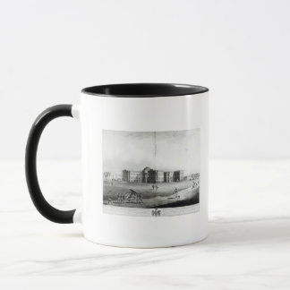 South East View of the New Government House Mug