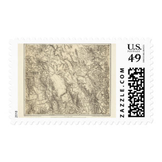 South Eastern Idaho Postage Stamp