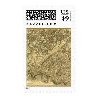 South Edinburgh Shire Postage Stamps