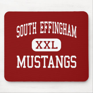 South Effingham - Mustangs - Middle - Guyton Mouse Pad