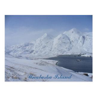 South End of Captain's Bay, Unalaska Island Post Cards