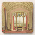 South End of St. Michael's Gallery, from 'Graphic Beverage Coasters