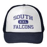 South Falcons Middle Kalamazoo Michigan Trucker Hat