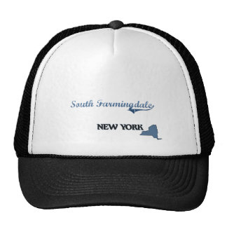 South Farmingdale New York City Classic Trucker Hat