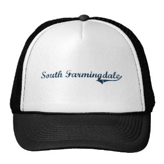 South Farmingdale New York Classic Design Trucker Hats