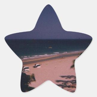 SOUTH FLORIDA 2 STAR STICKER