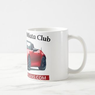 South Florida Miata Club Coffee Mug