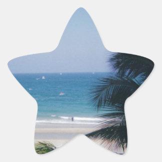 SOUTH FLORIDA STAR STICKER