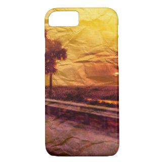 South Florida Sunset iPhone 7 Case